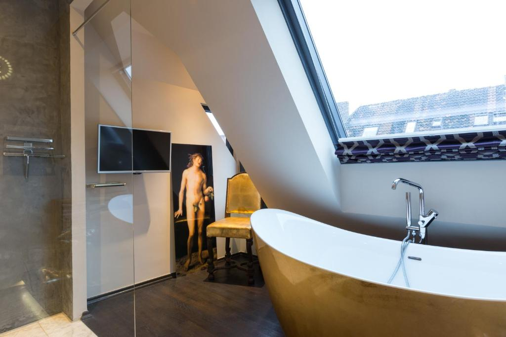 Apartment English Romance Penthouse Suite Hannover Germany