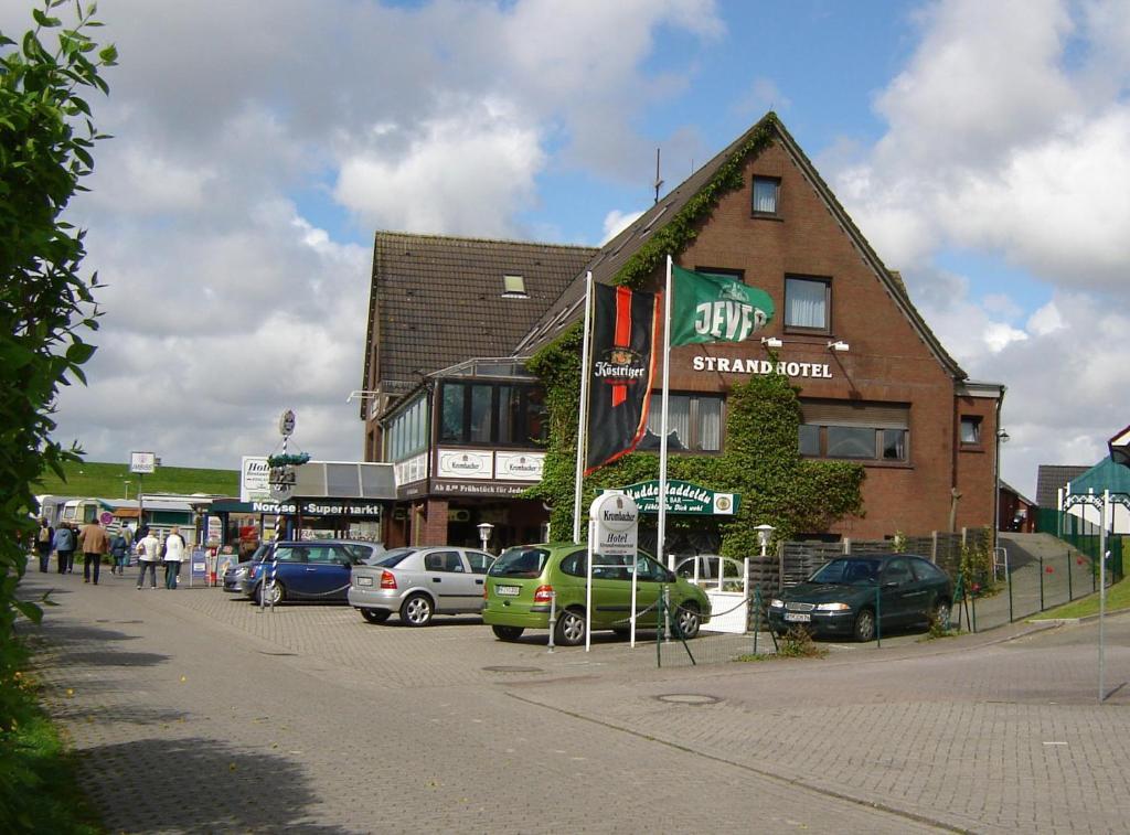 neuharlingersiel hotel