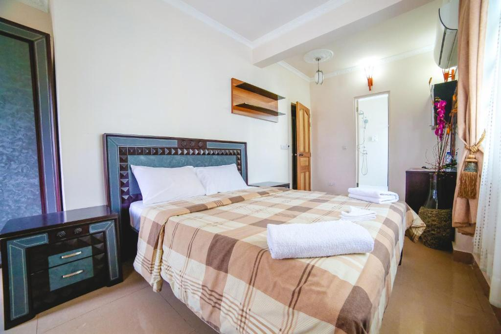 Dating for Adults Unwind at Welcome Inn Guest House after a Long Night