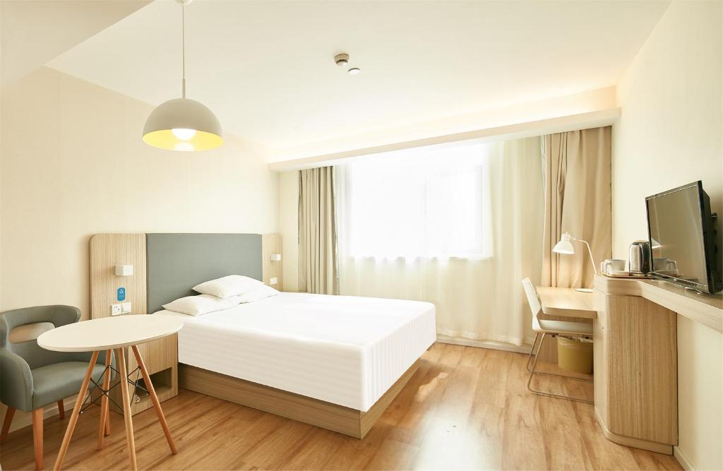Hanting Hotel Shanghai Zhenhua Road