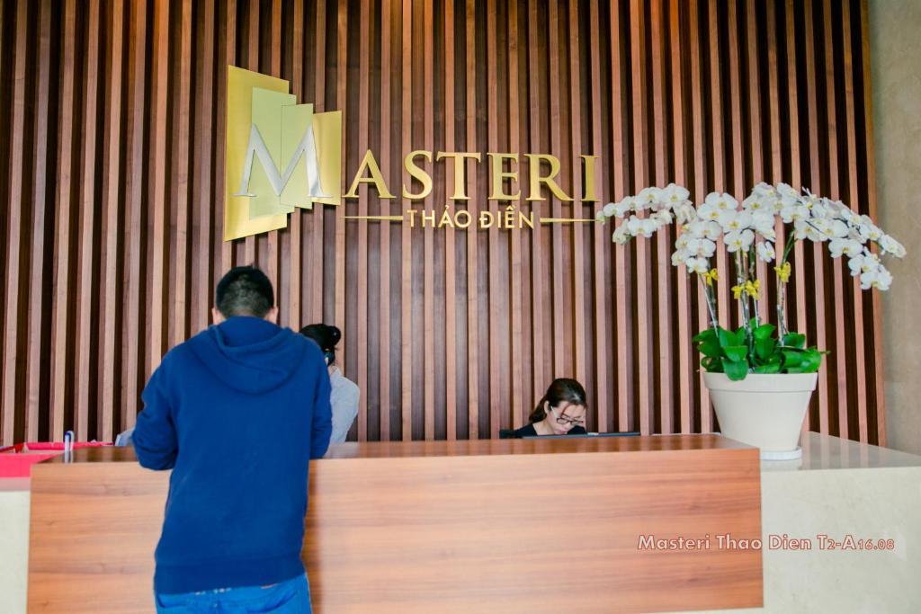 Herla Masteri Thao Dien Apartment