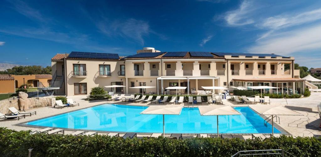 Πισίνα στο ή κοντά στο Terra Di Mare Resort&Spa