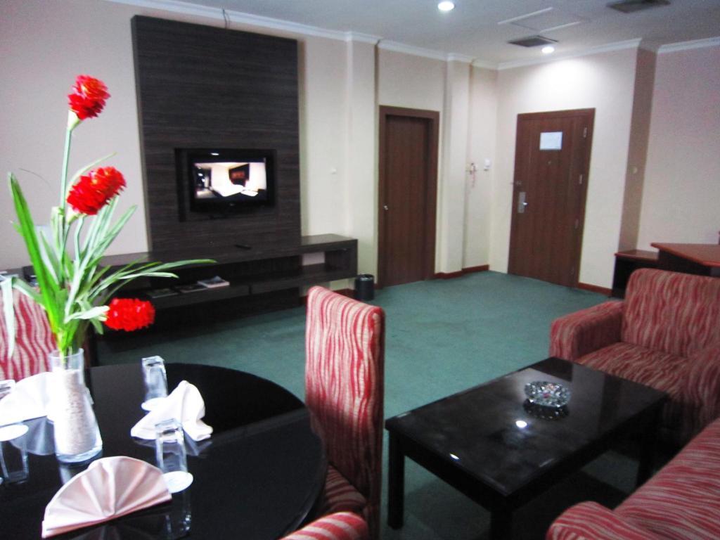 Εστιατόριο ή άλλο μέρος για φαγητό στο Furaya Hotel