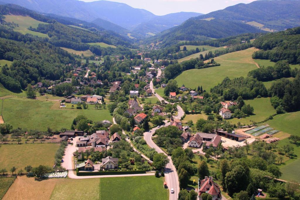 Accommodation Reichenau / Rax - Raxalpe - BERGFEX