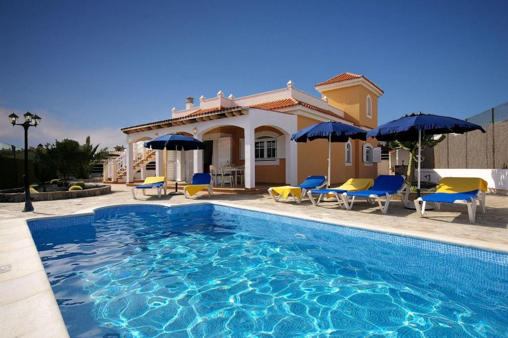 Villas Siesta (Spanje Caleta de Fuste) - Booking.com