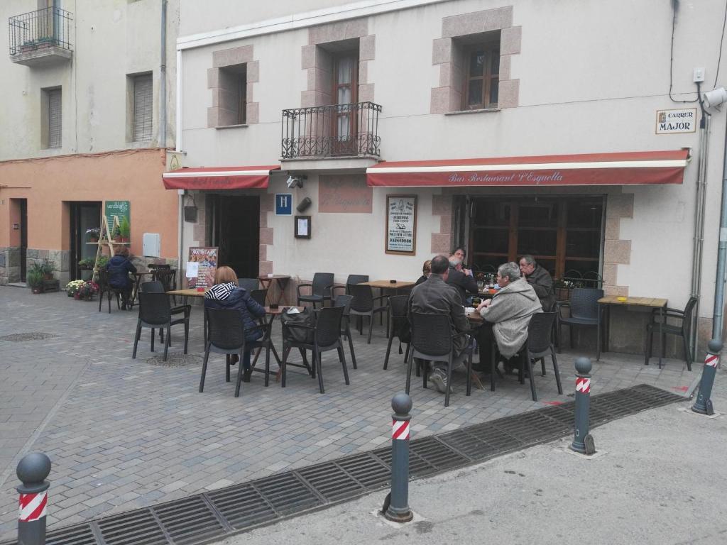 Hostal LEsquella, Aiguafreda – Precios actualizados 2019