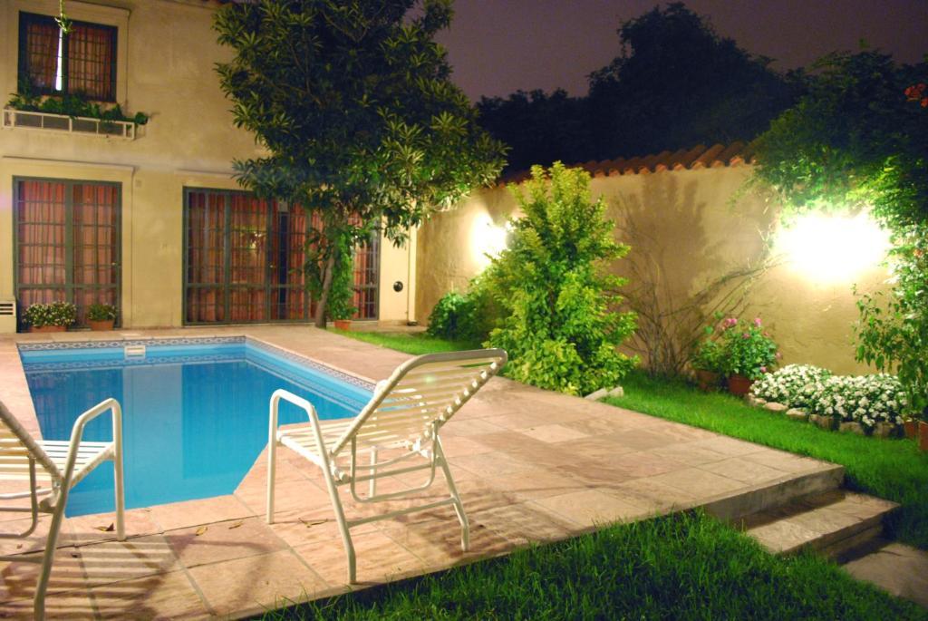 Het zwembad bij of vlak bij Hotel del Antiguo Convento