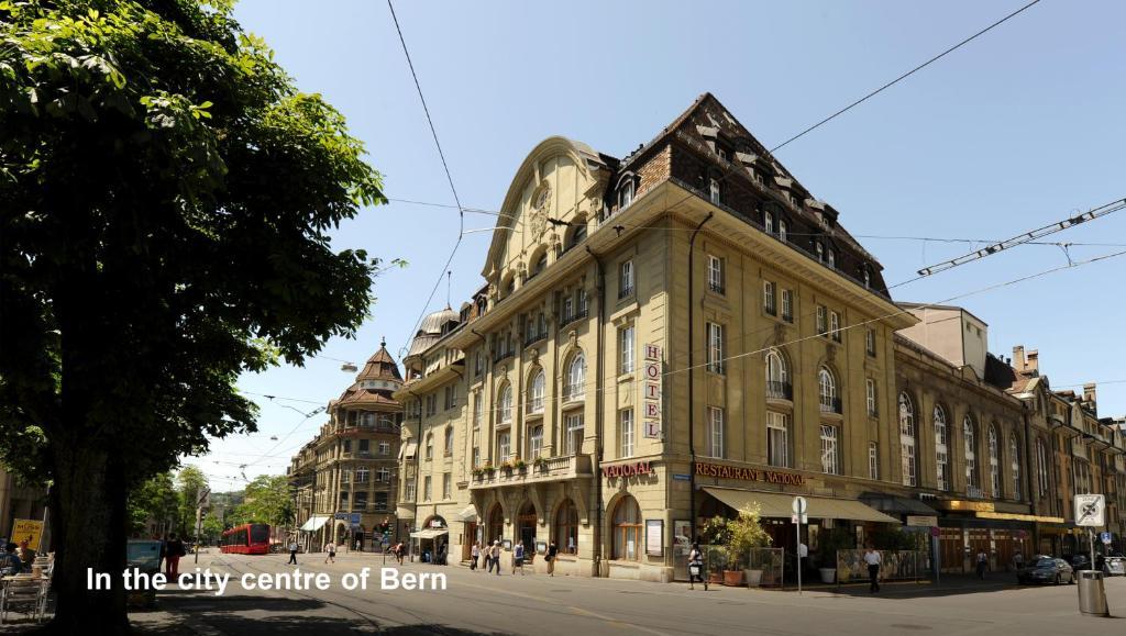 Woman in Bern