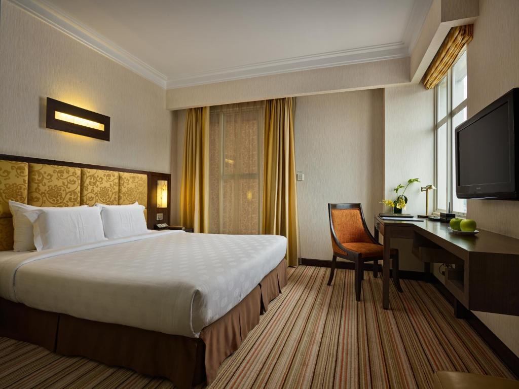 Ưu Đãi Đặc Biệt - Lưu Trú 24h - Phòng Premium Deluxe Giường Đôi/2 Giường Đơn
