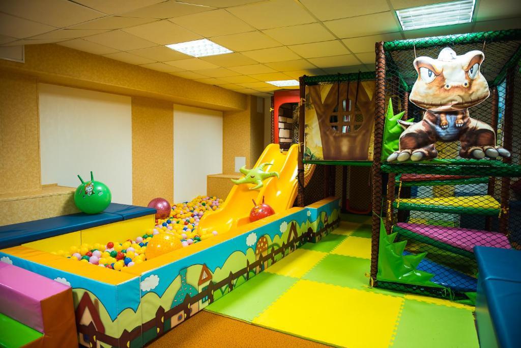 Детский клуб в Гостевой дом Bellagio