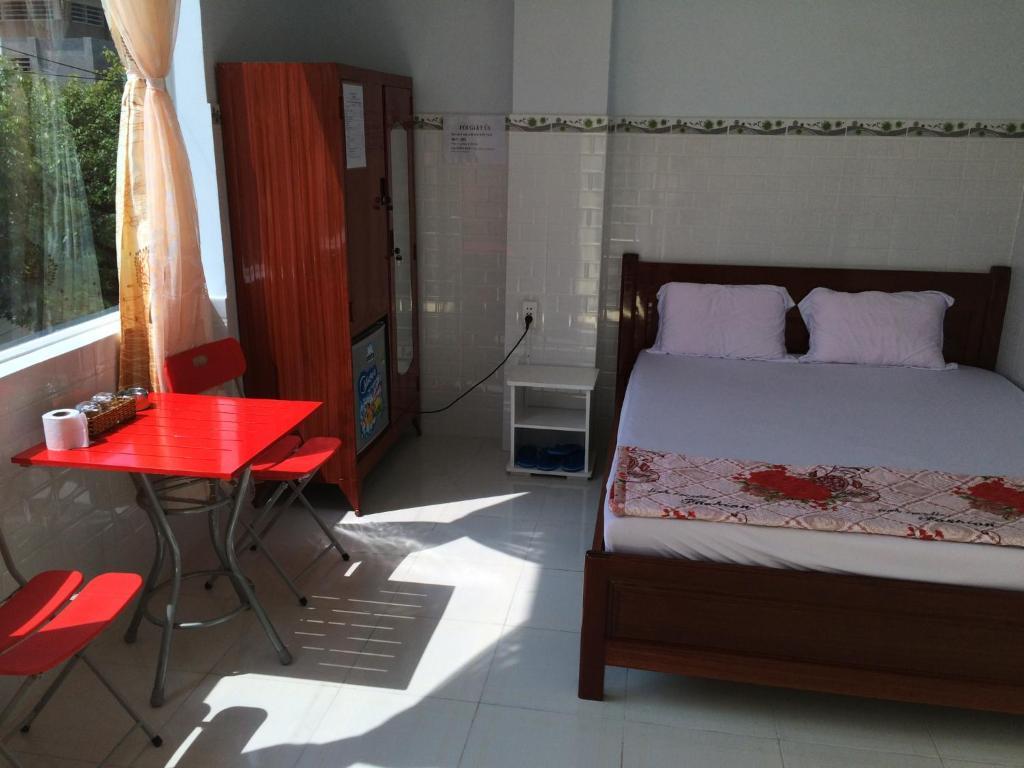 Phòng Tiêu chuẩn với Giường cỡ Kingvà Ban công
