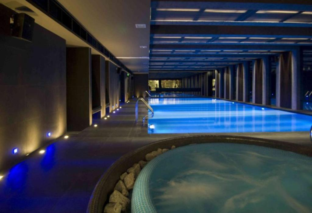 Piscina en o cerca de Budapest Holidays Apartments & Spa