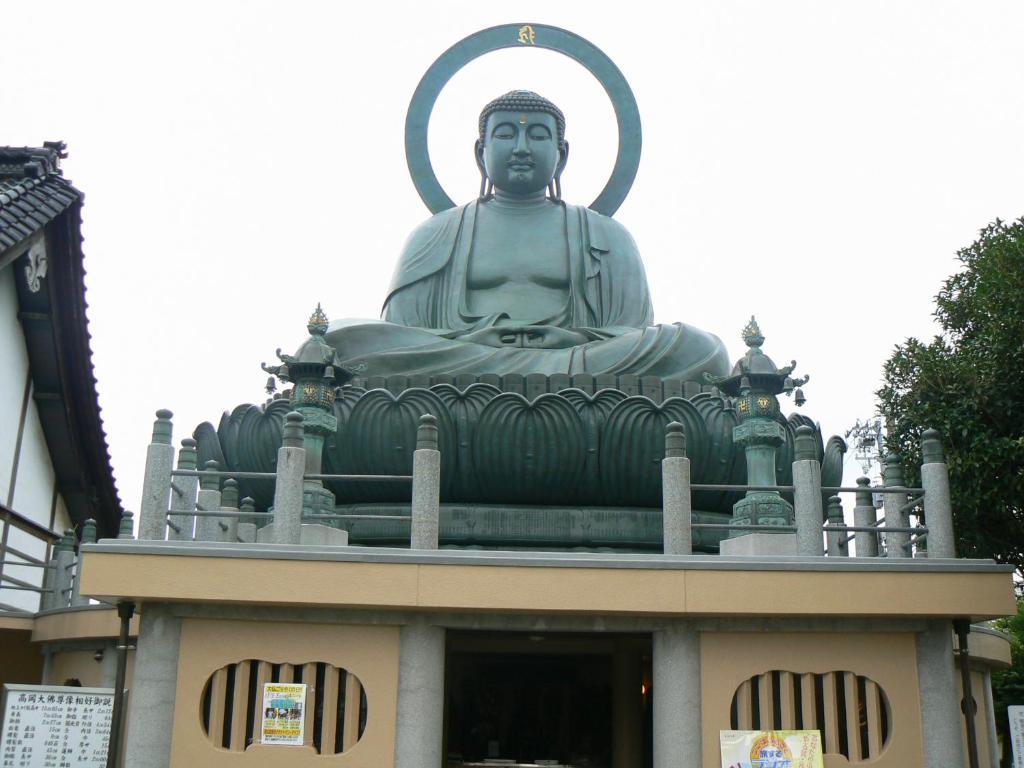 Woman in Takaoka