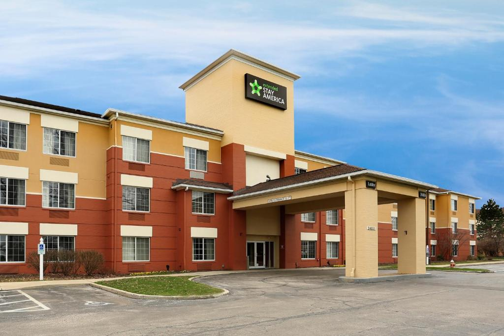 Extended Stay America - Cleveland - Airport - North Olmsted.