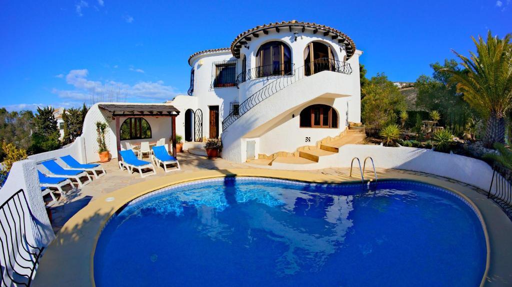 Villa La Madrugada (Spanje Moraira) - Booking.com