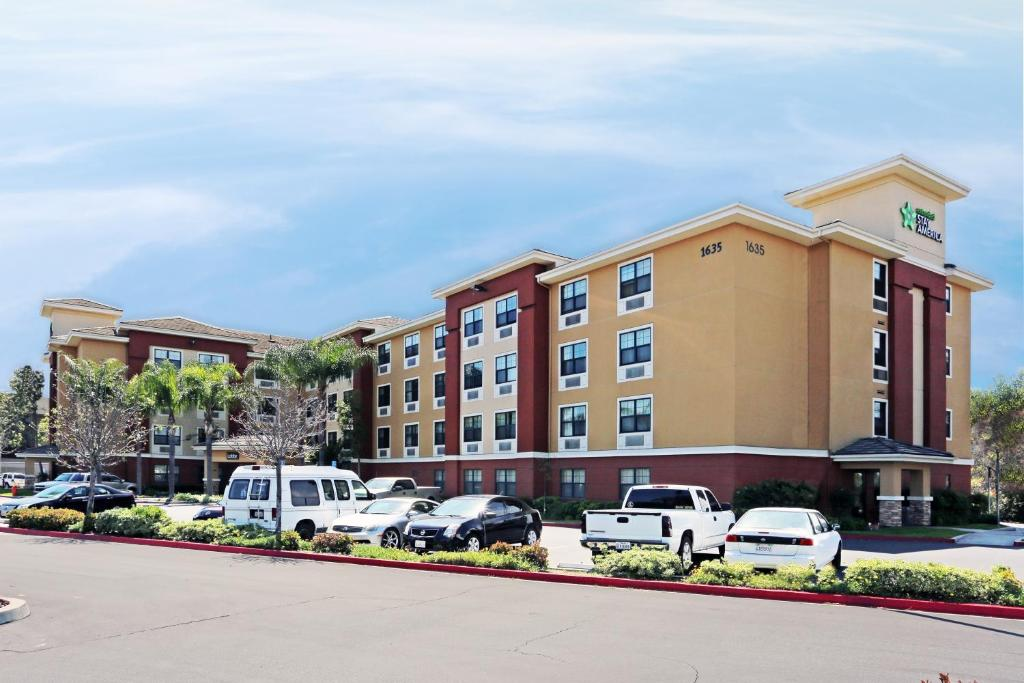 Extended Stay America Orange County Katella Avenue