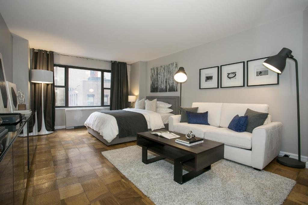Modern Studio Apartment Midtown East L New York