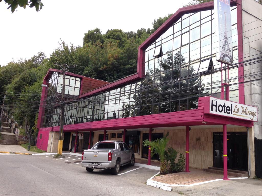 Hotel Le Mirage (Chile Puerto Montt) - Booking.com