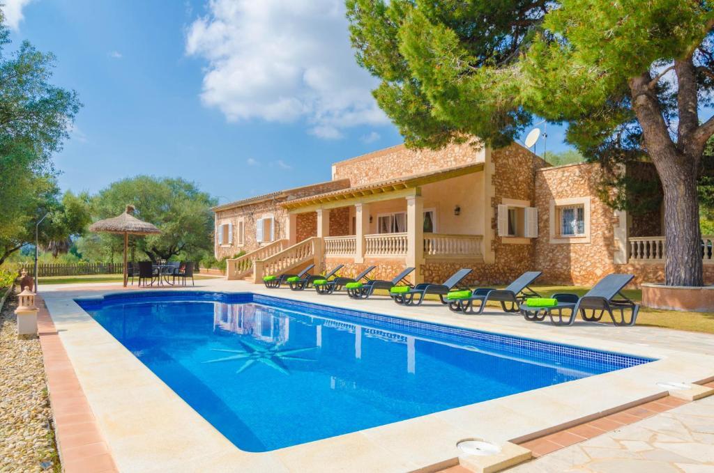 Villa Antena (Spanje Calas de Mallorca) - Booking.com