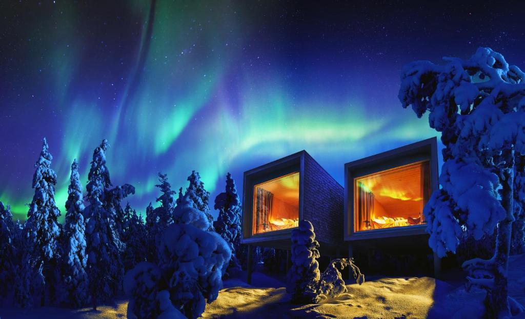 Arctic Treehouse Hotel Rovaniemi Finland Booking Com