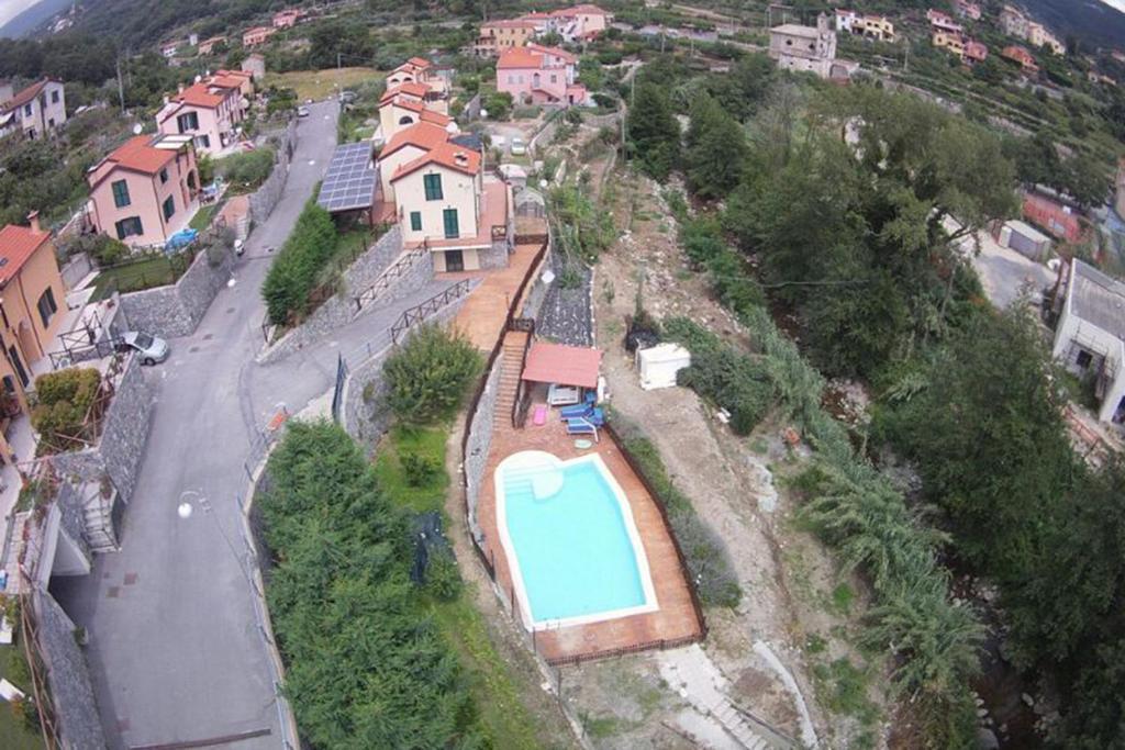 A bird's-eye view of La Sorgente