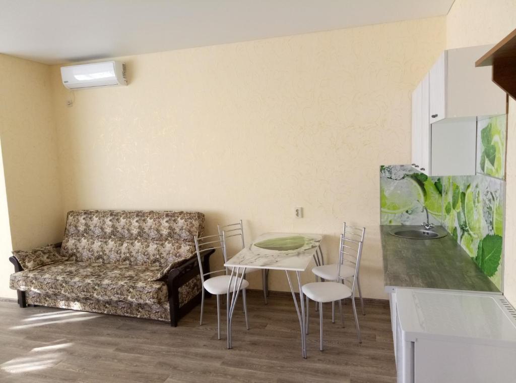 Гостиная зона в Гостевой дом на Видная 26