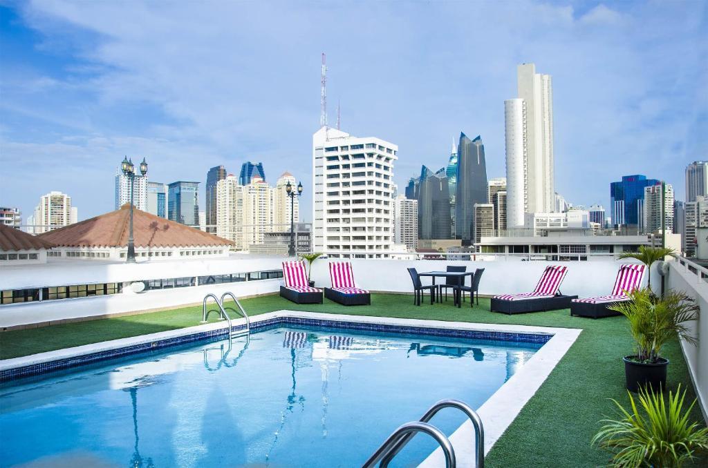 Aparthotel Sevilla Suites (Panamá Ciudad de Panamá ...