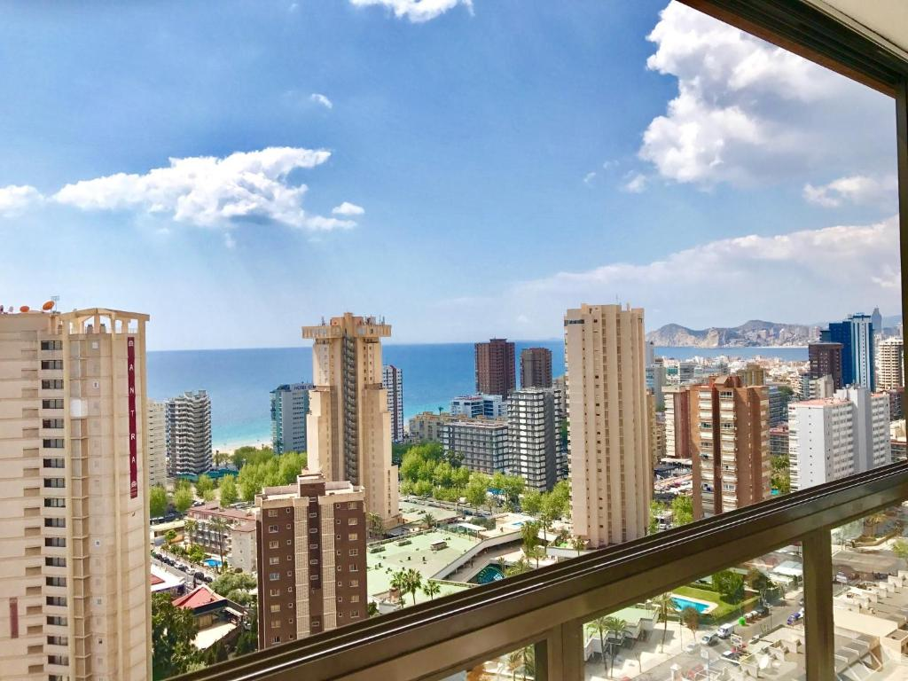 Apartment Los Gemelos 2 Benidorm Spain Booking Com