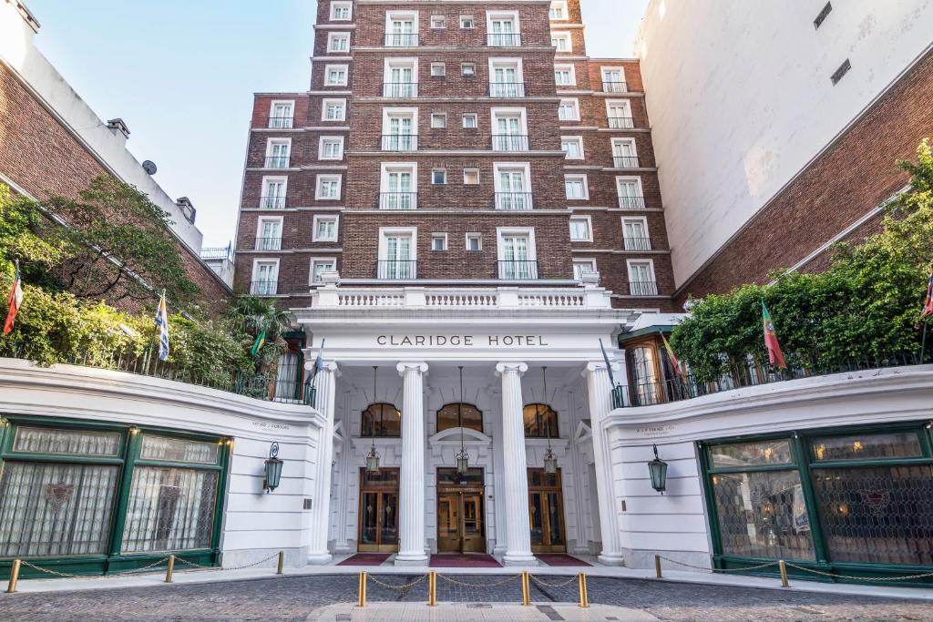 South America/Argentina/Buenoss Aires – Claridge Hotel*****