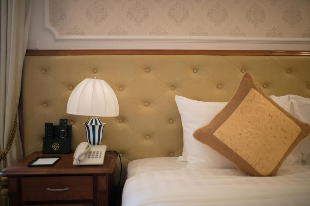 Phòng Superior Cozy Giường Đôi