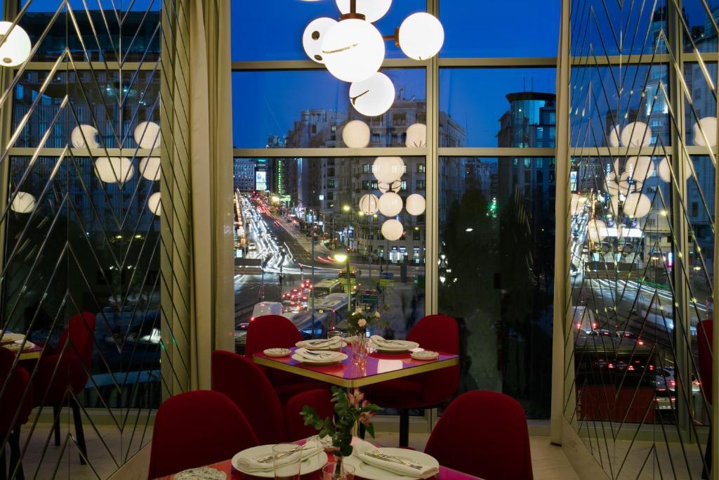 Hotel Barceló Torre De Madrid Spain Booking Com
