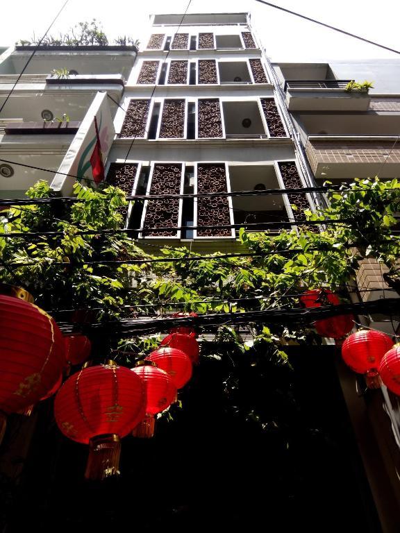 Khách sạn Pink Tulip