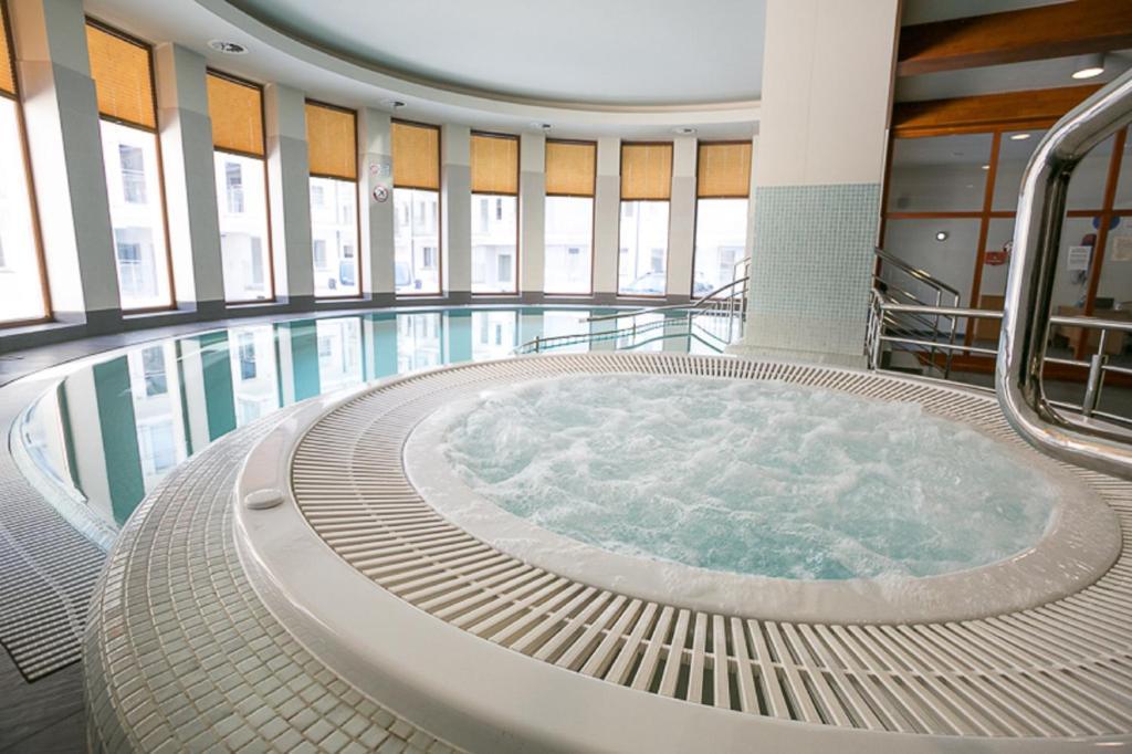 The swimming pool at or close to VIP Apartamenty Stara Polana 2