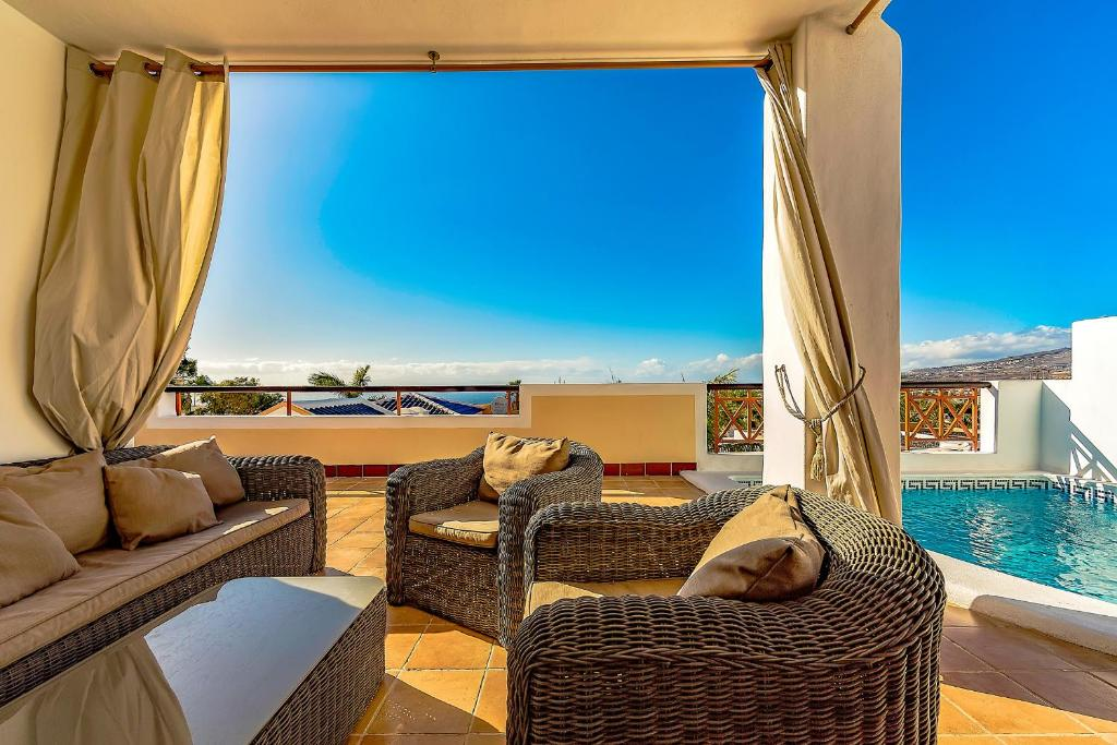 Villa Mirador del Sur, Adeje, Spain - Booking.com