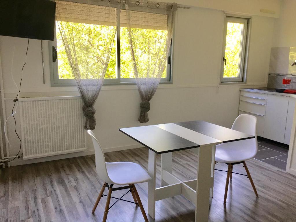 Apartment Studio Lyon Villeurbanne France Booking Com