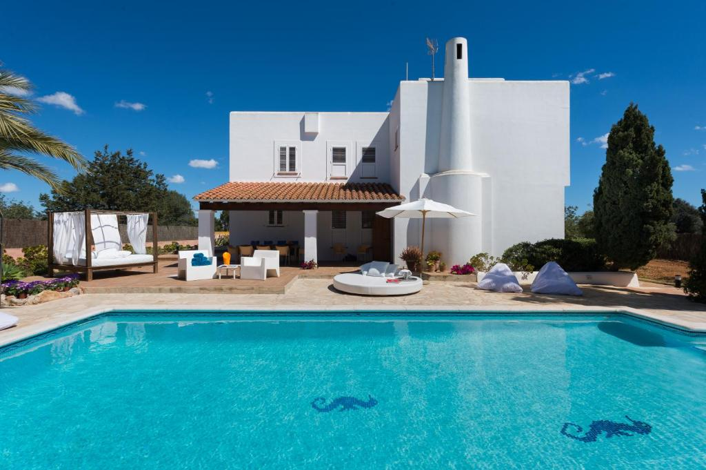 Villa Mercedes, Sant Josep de sa Talaia, Spain - Booking.com
