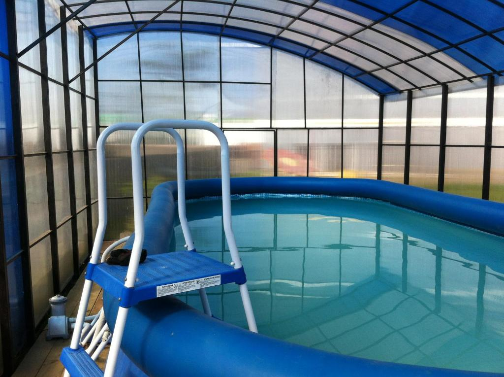 The swimming pool at or near Guest House Baikal Sofia