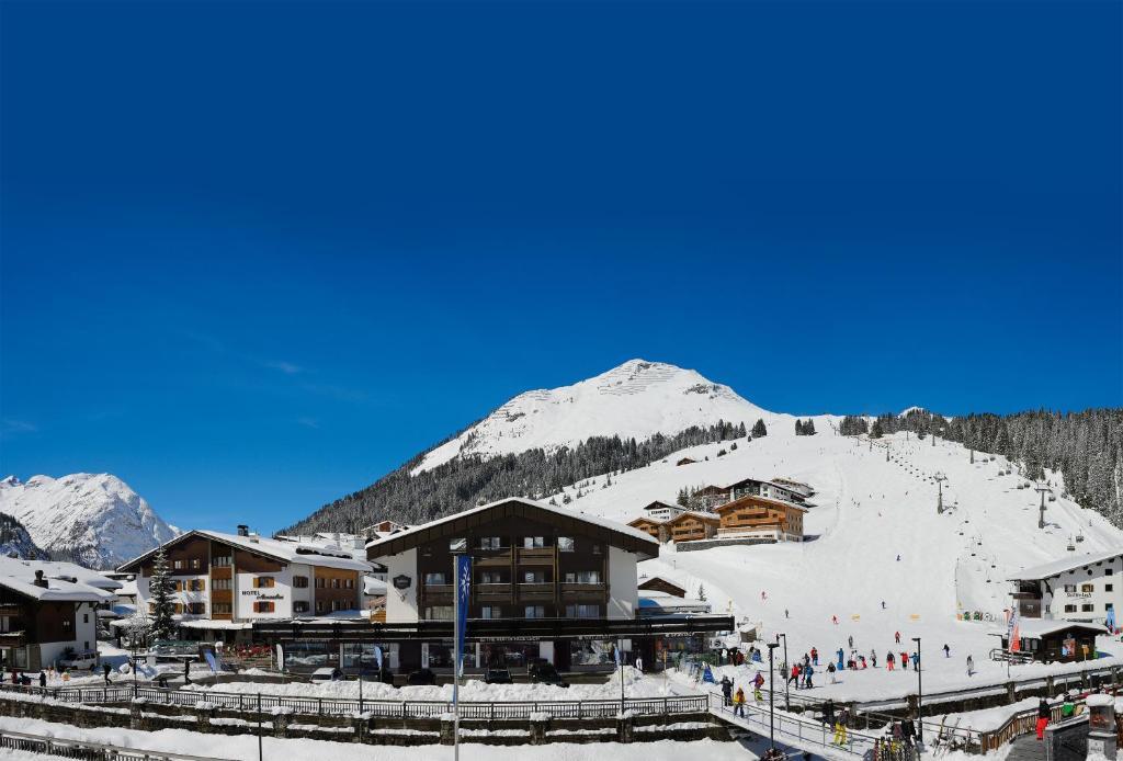 Bergfex Panoramaterkep Lech Zurs Am Arlberg Terkep Lech Zurs