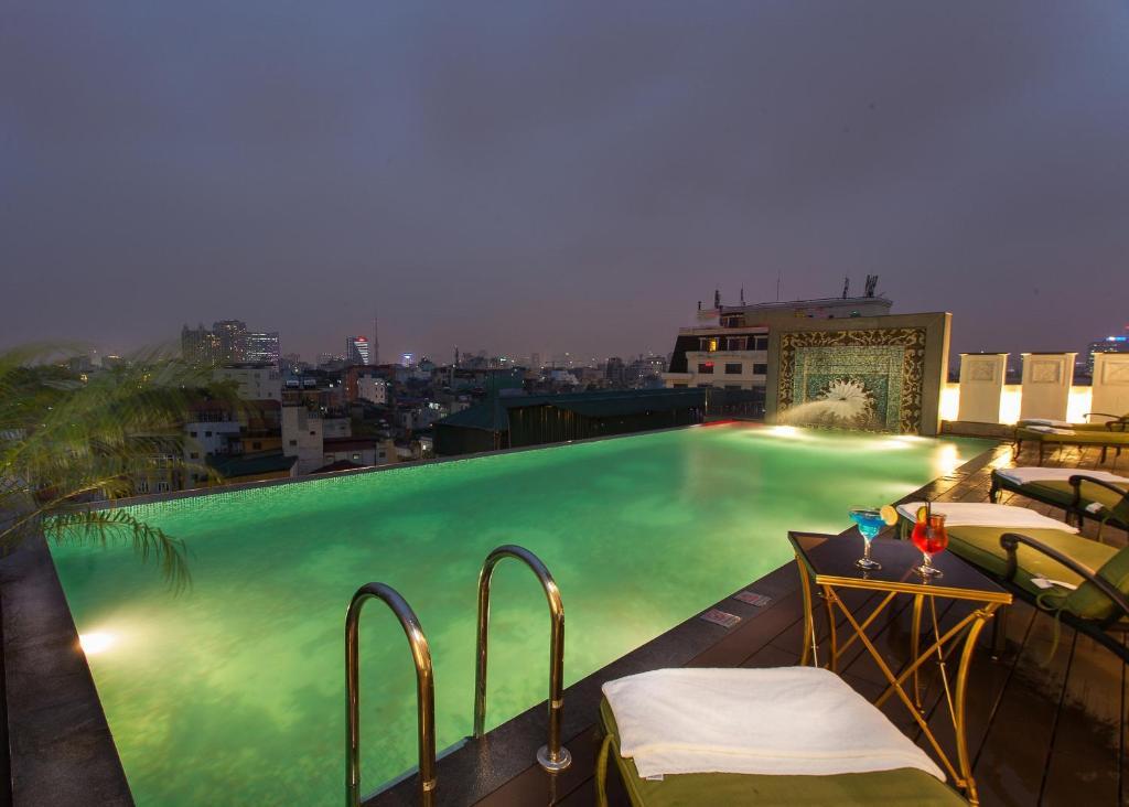 د لپیس هتل ویتنام