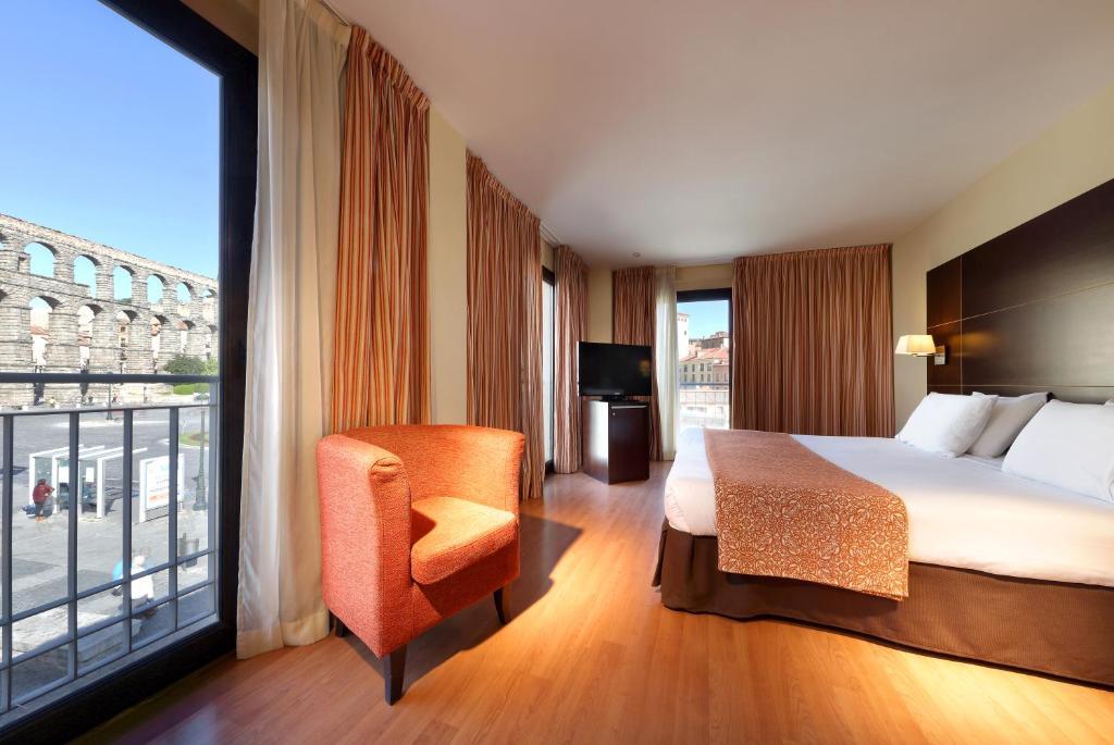 Eurostars Plaza Acueducto, Segovia – Precios actualizados 2019