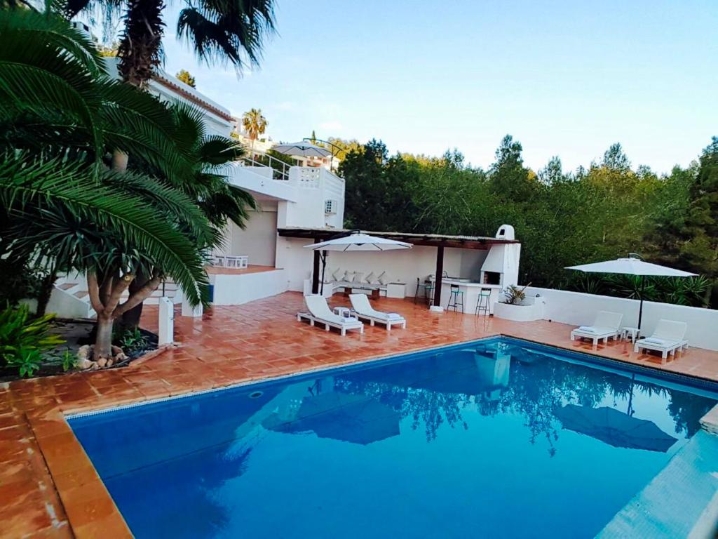 Villa Can Furnet Ibiza (Spanje Can Furnet) - Booking.com