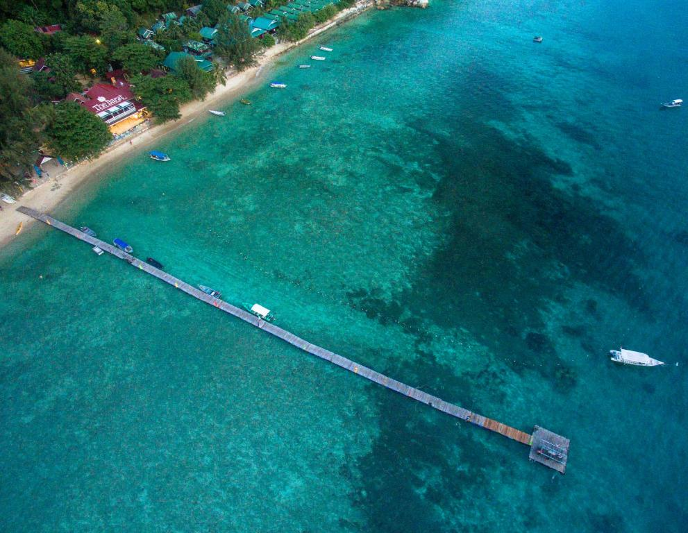 Chalet The Barat Perhentian, Perhentian Islands, Malaysia ...