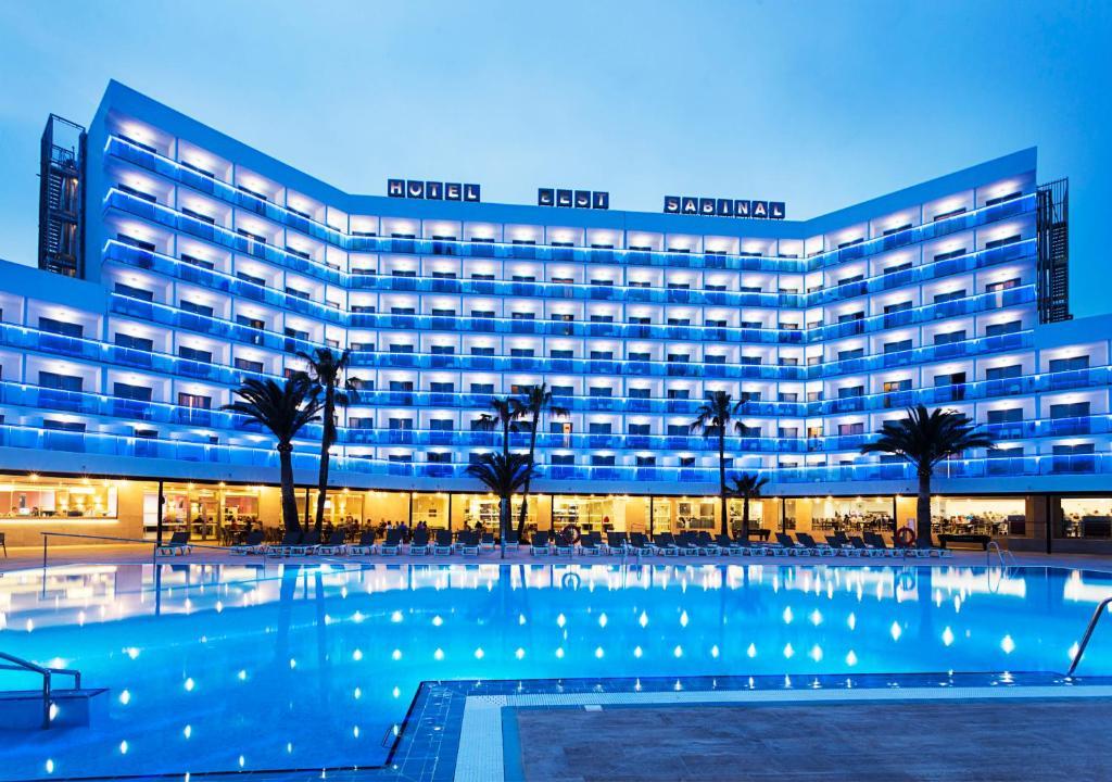 Hotel Best Sabinal, Roquetas de Mar – Precios actualizados 2019