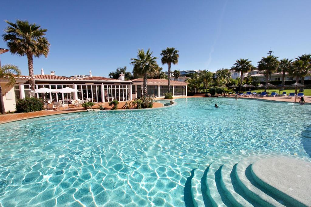 The swimming pool at or near Clube Porto Mos - Sunplace Hotels & Beach Resort
