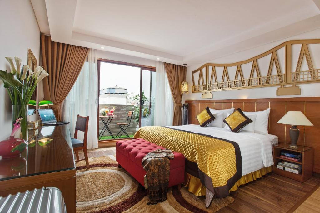 فندق Hanoi Golden Holiday Hotel