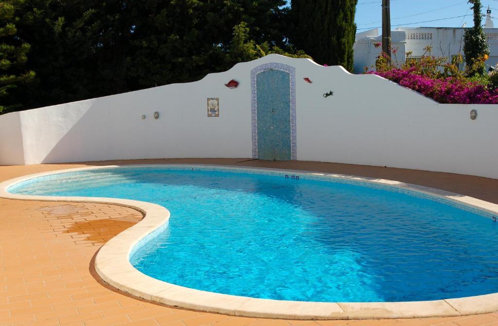 The swimming pool at or near Villa Tara Christina