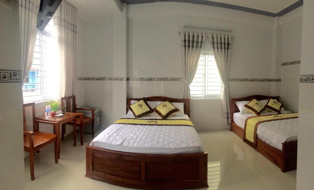 Phòng Queen có 2 Giường cỡ Queen