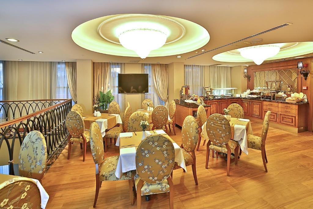 Ресторан / где поесть в Adelmar Hotel Istanbul Sisli