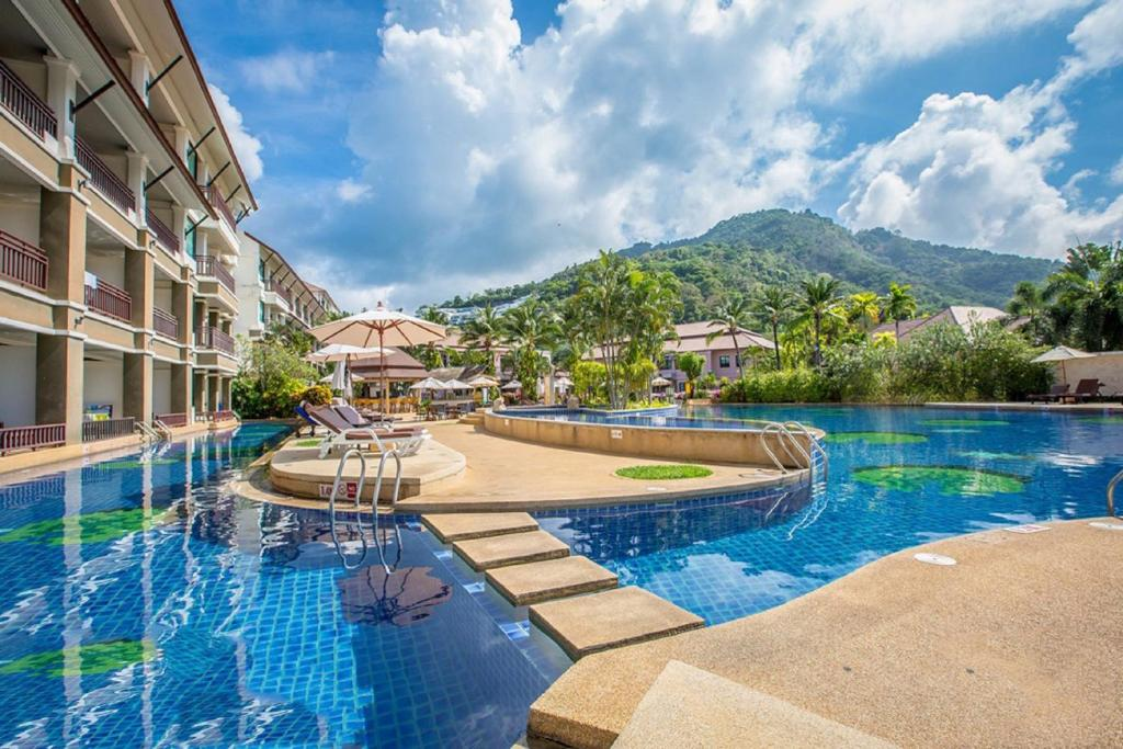 Resort Alpina Et Nalina Kata Beach