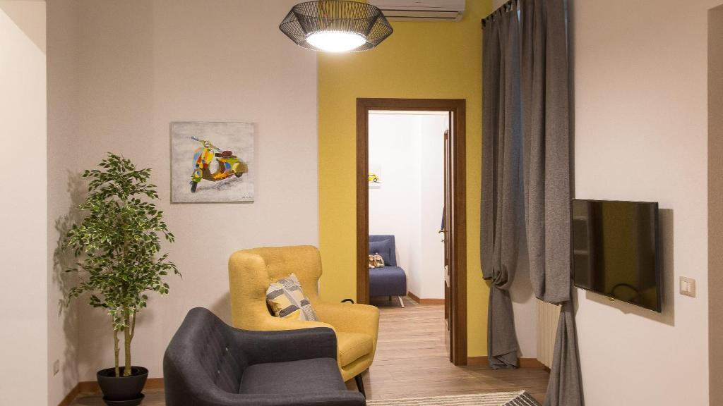 Residence Candia - Laterooms